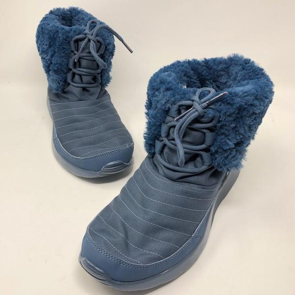 Nike Kaishi Winter High Boots 807195 484 Sz 8.5 NWT